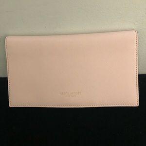 Henri Bendel W57th Pink Wallet